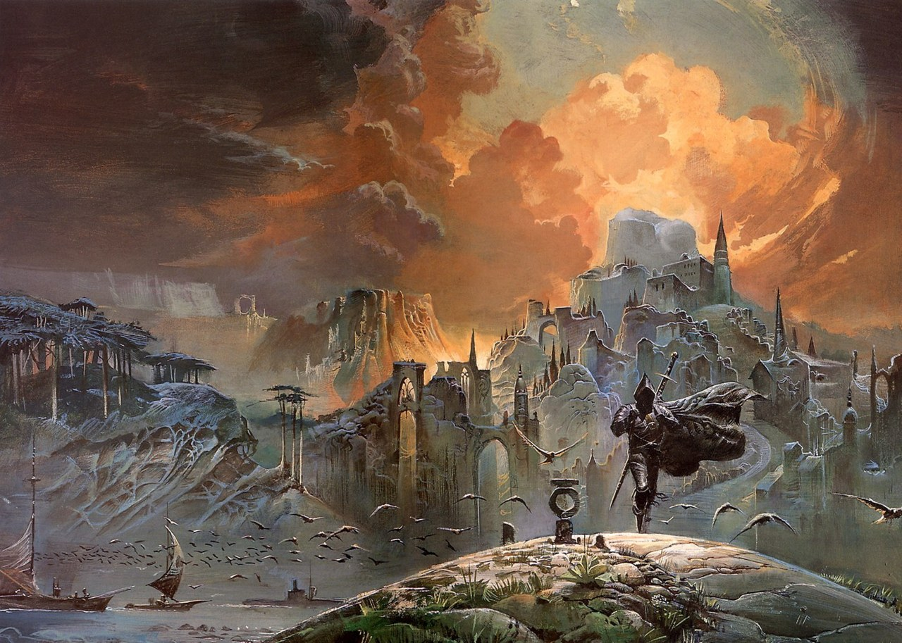 What's in a Genre: Epic Fantasy