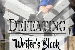 Defeating Writer's Block