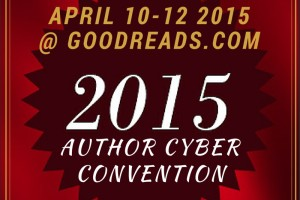 Goodreads 2015 Author Cyber Convention!