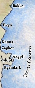 Coast of Storms