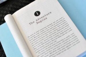 How to start your novel: description in the beginning
