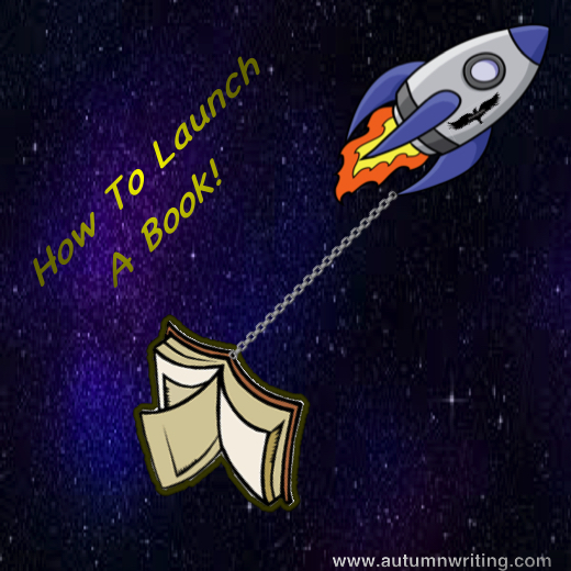 How to launch a book