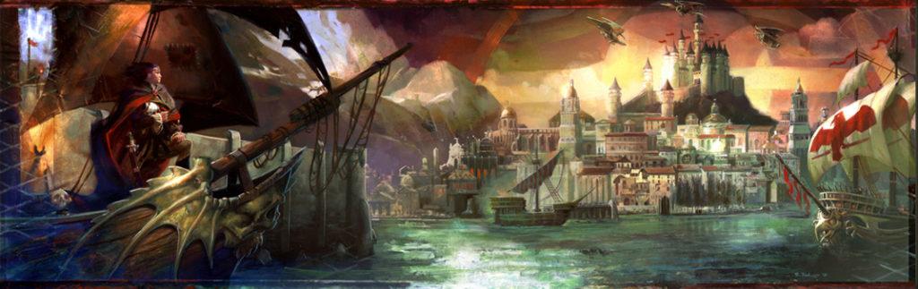 create fantasy cultures