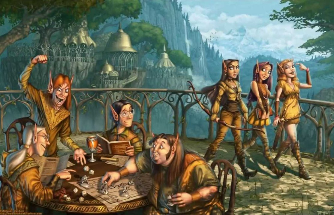 How to create fantasy cultures