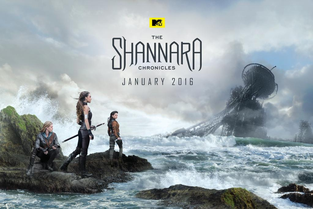 shannara chronicles current fantasy trends