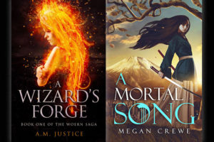 Special Offer, Sale, and #Giveaway on 2 NEW #Fantasy Releases!