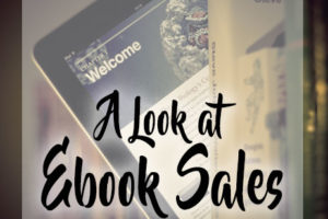 What the heck is going on with Amazon ebook sales?