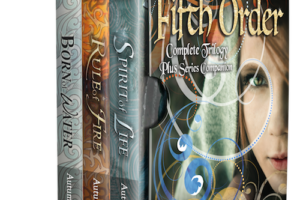 Fire & Water in Balance: Celebrate the Solstice with Epic Fantasy!
