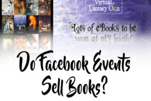 Do Facebook Events sell books?