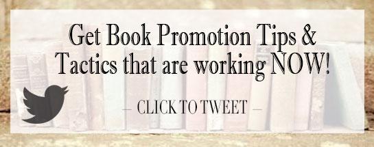 book promotion tools tweet