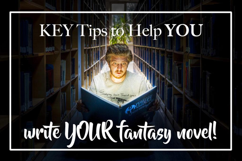 write an awesome fantasy novel