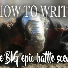big epic fantasy scenes