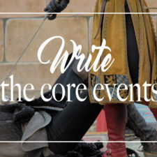 write-the-core-events