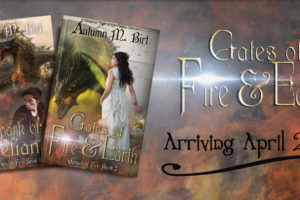 Excerpt from upcoming epic fantasy novel the Gates of Fire and Earth
