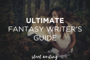 Sneak Peek of the Ultimate Fantasy Writer's Guide