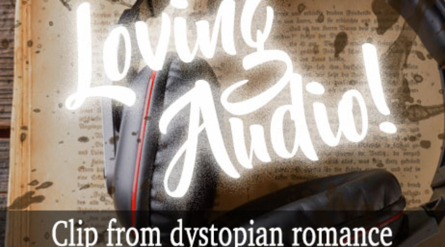 Stories from the War – dystopian romance now as an audiobook!