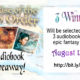 Enter the Mega Epic Fantasy Audiobook Giveaway!