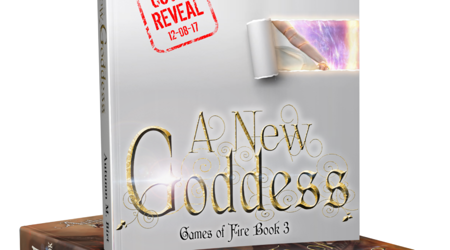 A New Goddess is HERE!